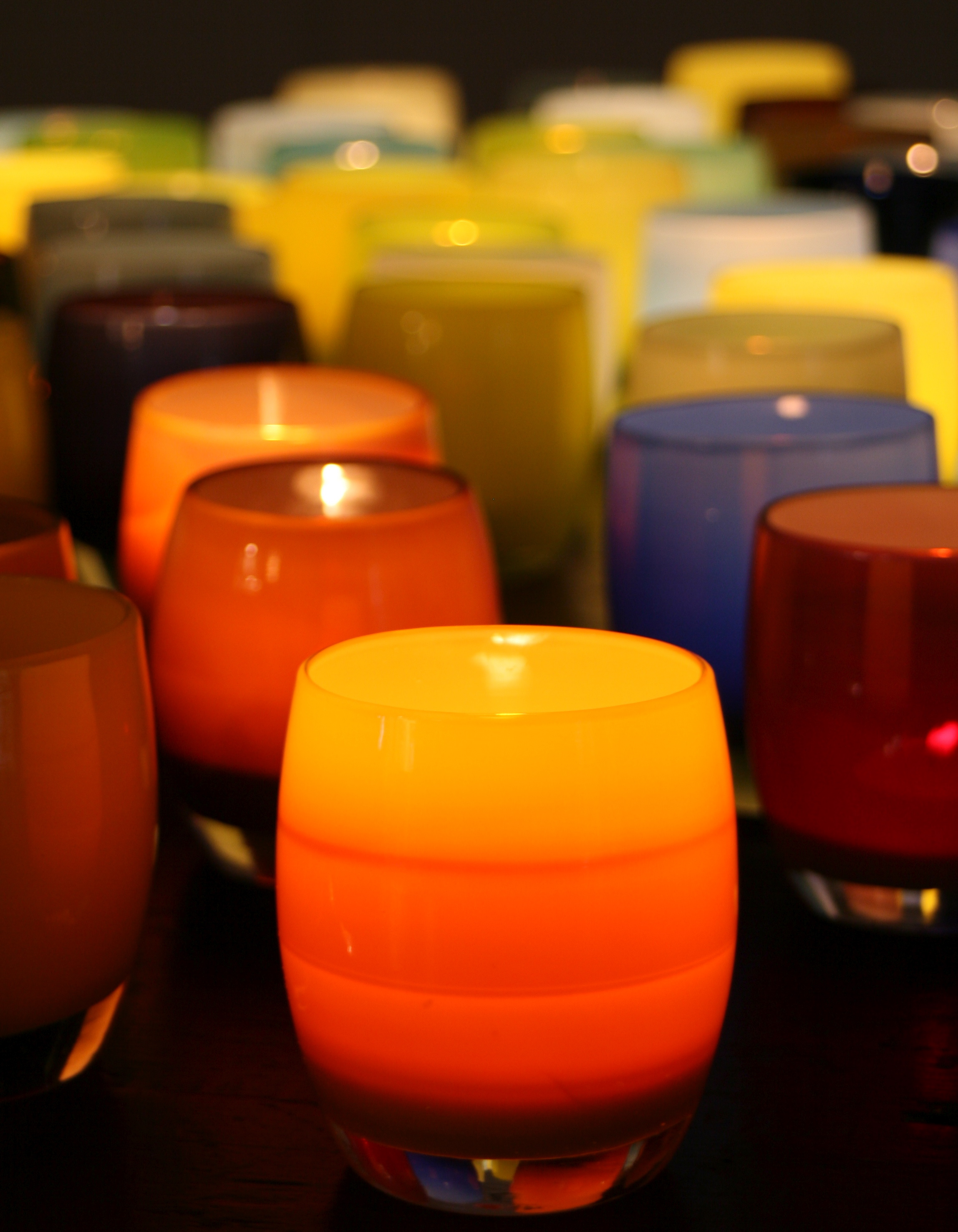 glassybaby lee woodruff